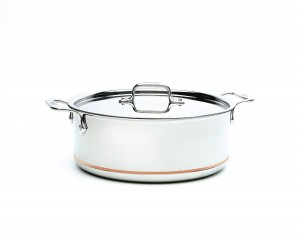 6 Quart Stock Pot