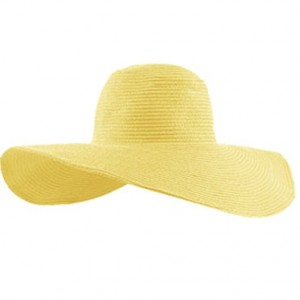 Women's Wide Brim Hats