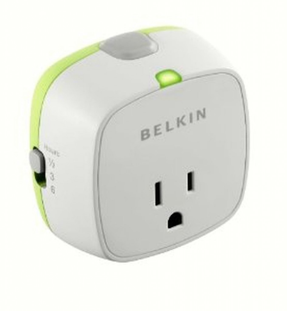 Belkin Conserve Socket F7C009q