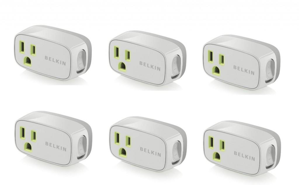 Belkin Power Conserve Switch F7c016q