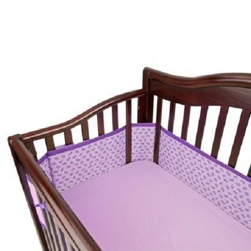 Breathable Mesh Crib Liner by BreathableBaby