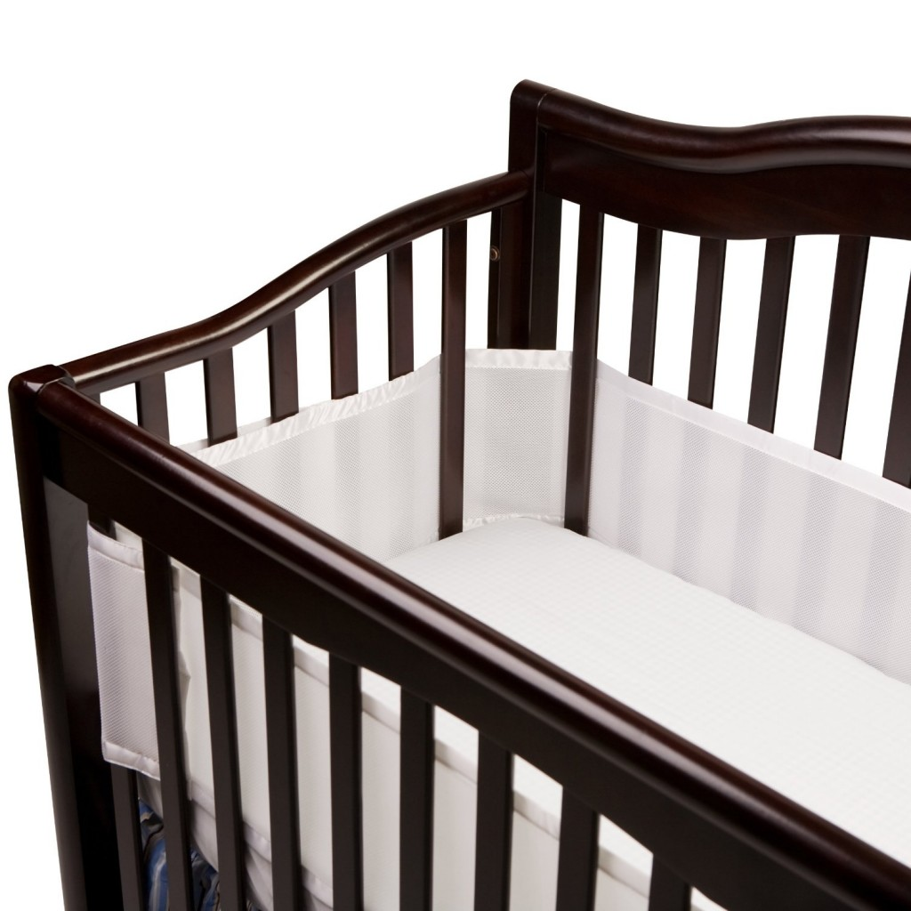 BreathableBaby Breathable Mesh Crib Liner
