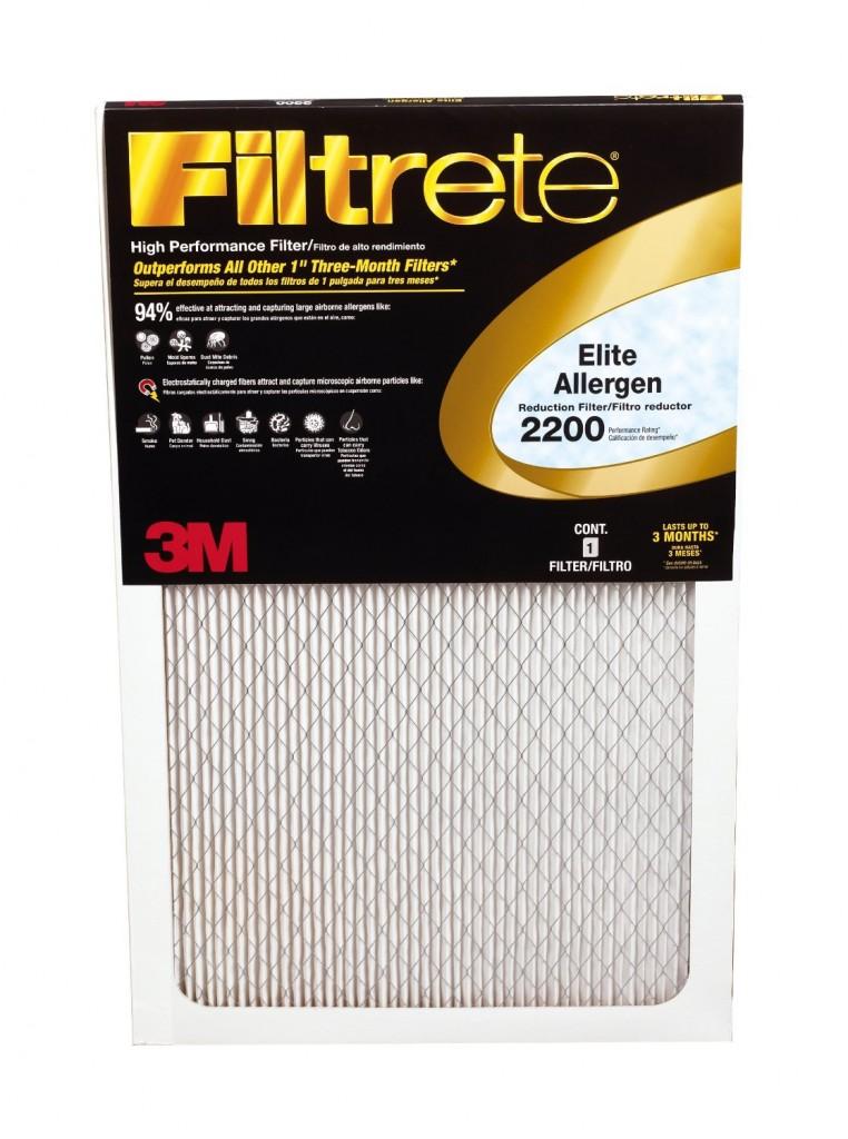 Filtrete Premium Healthy Living Filter