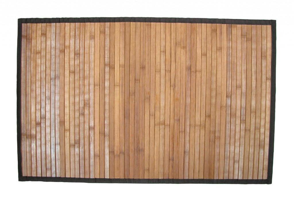 Natural Bamboo Step Mat