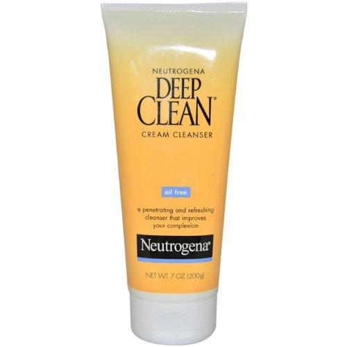 Neutrogena Deep Clean Cleansers