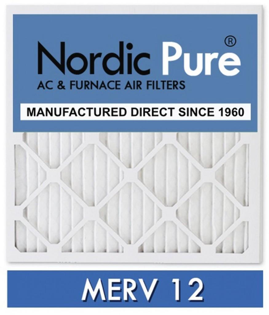 Nordic Pure 20x25x5