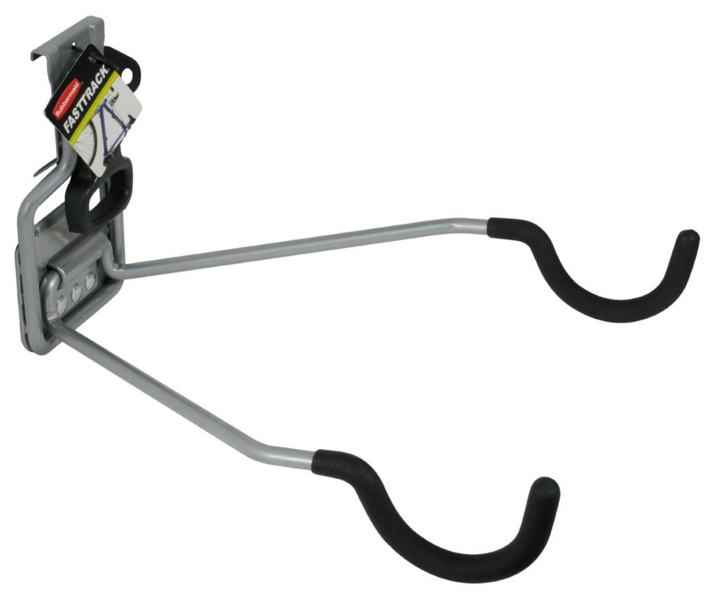 Rubbermaid 5E03 FastTrack Horizontal Bike Rack