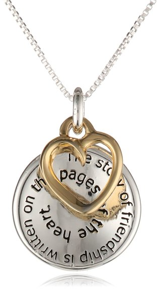 Sterling Silver The Story of Friendship