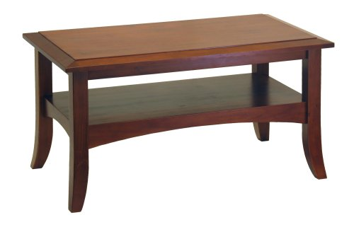 Winsome Wood Craftsman Coffee Table