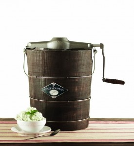 4 Quart Ice Cream Maker - Cool your whole summer