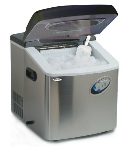 Portable Ice Maker - Make ice for cold drink anytime, anywhere