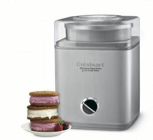 Cuisinart Ice Cream Maker - A fun kitchen tool