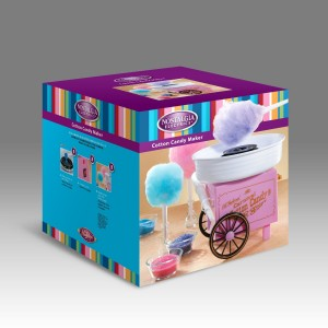 Nostalgia Cotton Candy Machine - Please your whole family