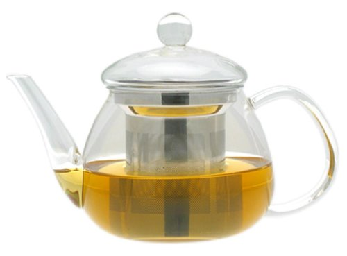 Adagio Teas 17 oz. Petit Glass Teapot