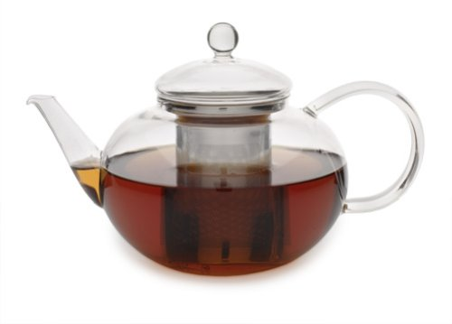 Adagio Teas 42 oz. Glass Teapot