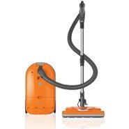 Kenmore Canister Vacuum Cleaner Orange