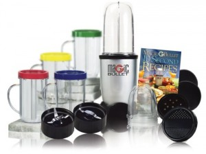 5 Best Magic Bullet Mixer And Blender – Handy and time-saving kitchen companion