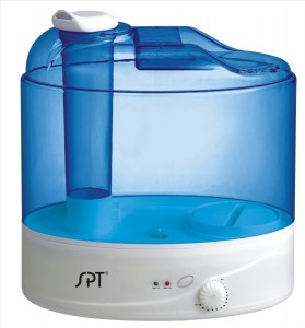 5 Best SPT Ultrasonic Humidifier – Add moisture to the air for more comfort