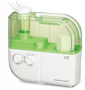 SPT Ultrasonic Humidifier - Add moisture to the air for more comfort