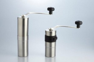 Stainless Steel Manual Coffee Grinder - Enjoy maximum flavor of your coffee
