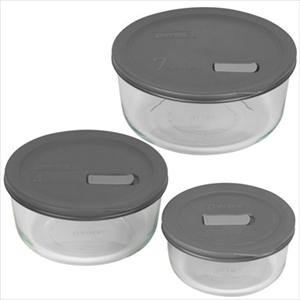 Pyrex Glass Food Storage - Worry-free containers for your food