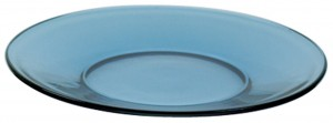 Glass Salad Plates - Time to show off your mouth-watering salad