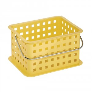 InterDesign Storage Basket - De-clutter your home in style