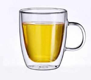 Double Wall Glass Mug - Best mug for your best beverages