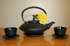 Cast Iron Teapot - Combination of quality and functionality