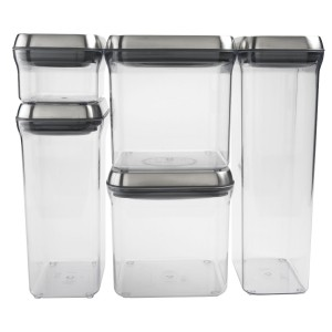 Oxo Good Grips POP Containers - Ideal solution for your dry foods
