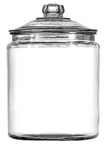 5 Best Anchor Hocking Glass Candy Jars – Display your caddies perfectly