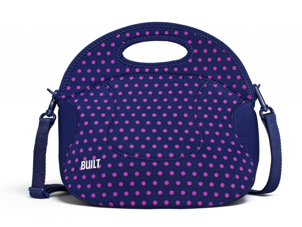 BUILT Neoprene Spicy Relish Lunch Tote