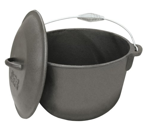 Bayou Classics Cast Iron Covered Soup Pot