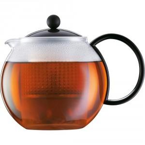 5 Best Bodum Assam Glass Tea Press – Great gift for any tea lover