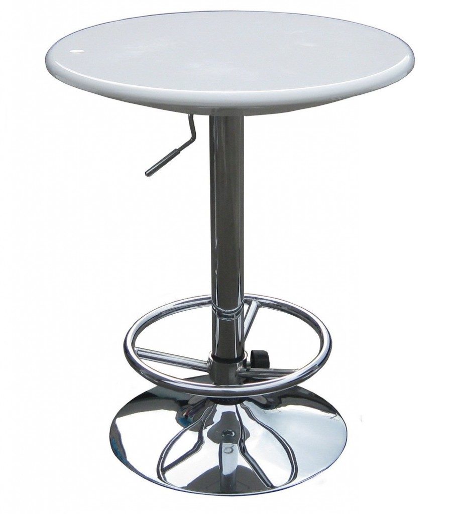 Boraam Luna Adjustable Pub Table