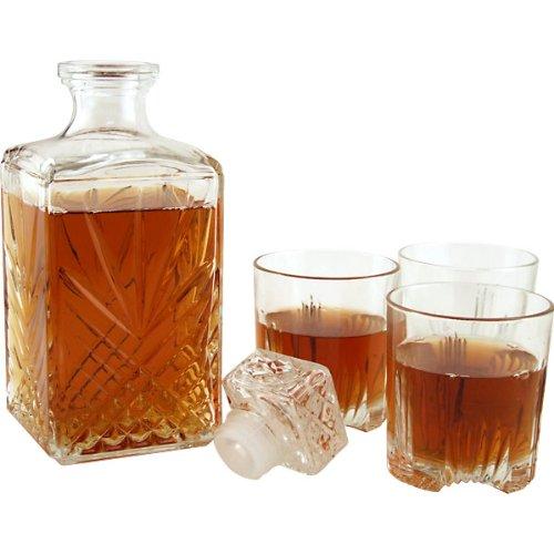 Bormioli Rocco 7-Piece Whiskey Gift Set