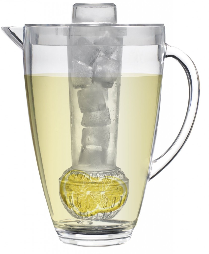 Chef's Star Fruit Infused Pitcher with Cooling Rod