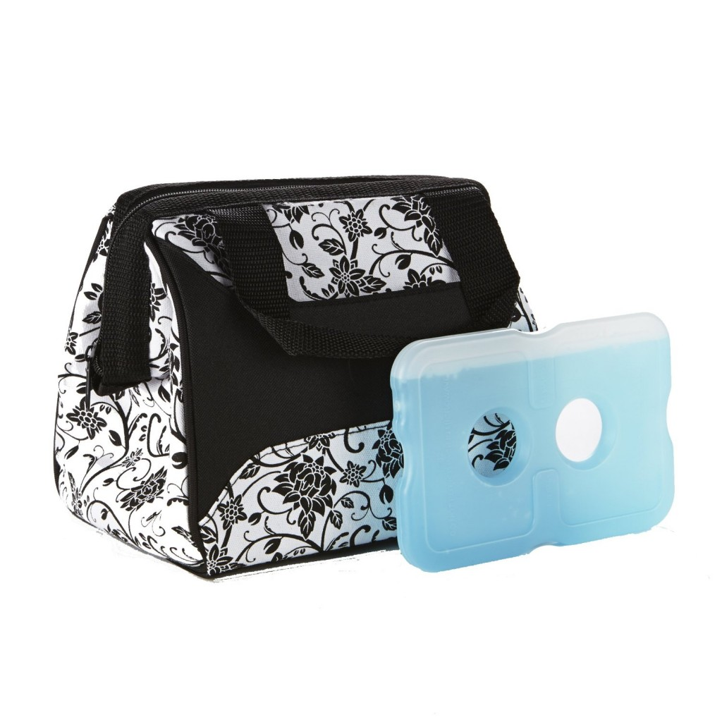Downtown Insulated Designer Lunch Bag