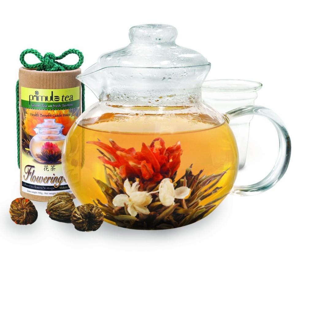 EPOCA P Flowering Tea Gift Set
