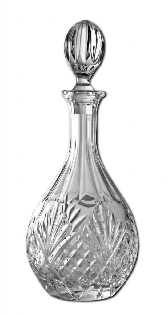 Godinger Dublin Wine 750 ml. Glass Beverage Decanter