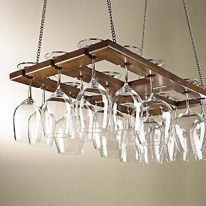 5 Best Hanging Stemware Rack – Essential tool for any kitchen or home bar
