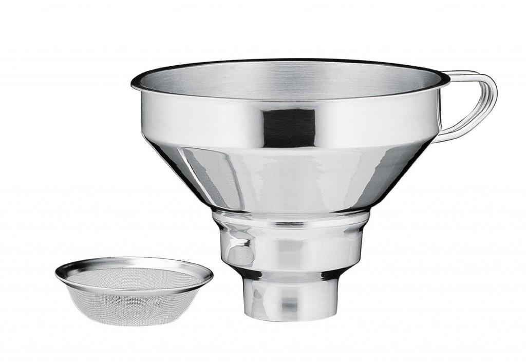Kuchenprofi 18 10 Stainless Steel Funnel