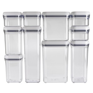 5 Best Oxo Good Grips POP Containers – Ideal solution for your dry foods