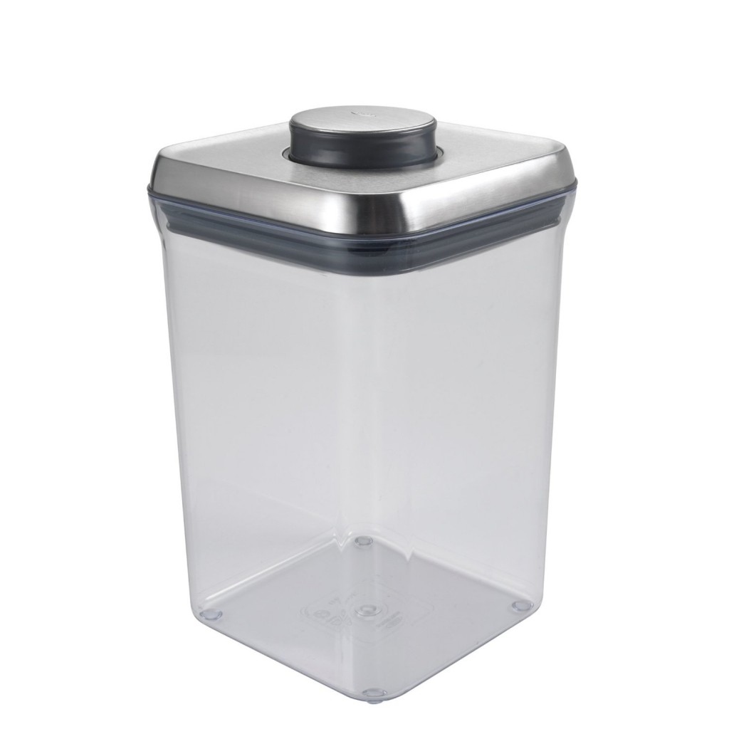 OXO SteeL POP Square Container