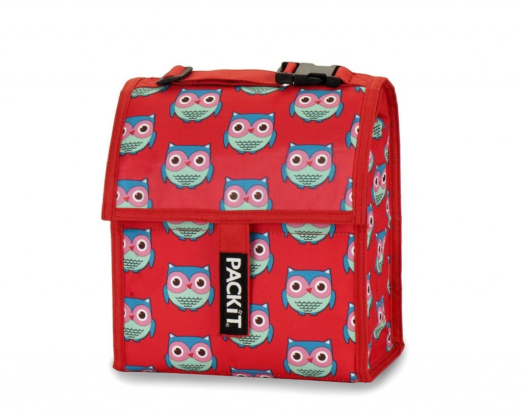 PackIt Owls Freezable Lunch Bag
