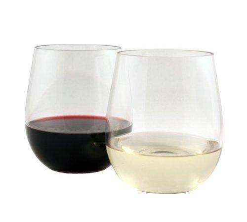 WineTanium Stemless Wine Glass