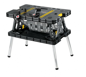 8 Best Folding Workbench – Ultimate accessory for home improvement enthusiast