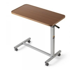 Tilt Top Overbed Table - Great tool for multiple uses