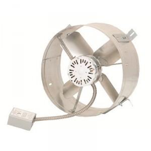 Gable Attic Ventilation - For a comfortable living area