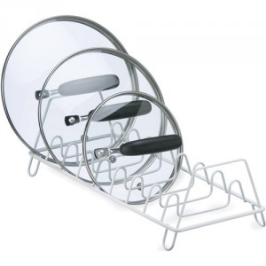 Pot Lid Rack - Time and space savor in your kitchen